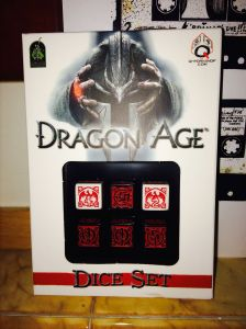 Dragon Age Dice